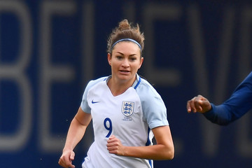Jodie Taylor 2018 SheBelieves Cup - England Vs. France