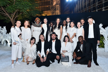 Jody Paulsen Adriaan Kuiters Vogue Fashion Dubai Experience 2015 - Gala Event