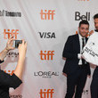 Joe Barton 2017 Toronto International Film Festival - 'My Days Of Mercy' Premiere - Arrivals