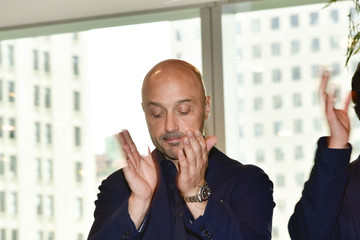 Joe Bastianich Eataly Downtown NY Ribbon Cutting