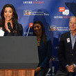 Joe Biden and Eva Longoria Photos
