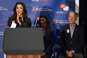 Joe Biden and Eva Longoria Photos Photo