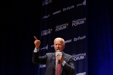 Joe Biden The Presidential Candidate Forum on LGBTQ Issues