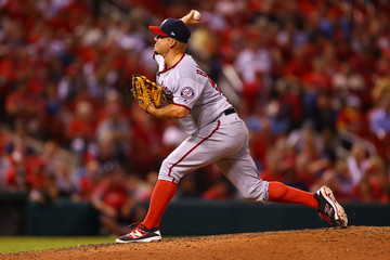 Joe Blanton Washington Nationals v St Louis Cardinals
