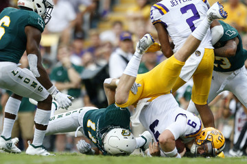 Joe Burrow Southeastern Louisiana vs. LSU
