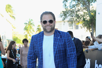Joe Carnahan HBO 'Ballers' Season 2 Red Carpet Premiere and Reception in Miami