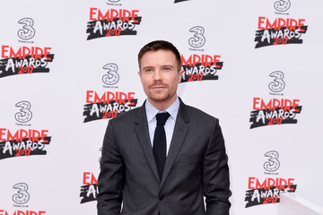 Joe Dempsie Three Empire Awards - Red Carpet Arrivals