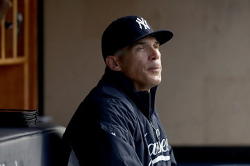 Joe Girardi Tampa Bay Rays v New York Yankees