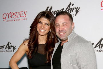 Joe Giudice Teresa Giudice Makes First Public Appearance at Mount Airy Casino Resort