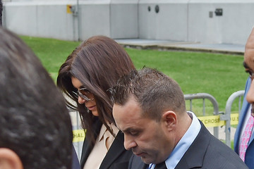 Joe Giudice Teresa and Joe Giudice's Court Appearance