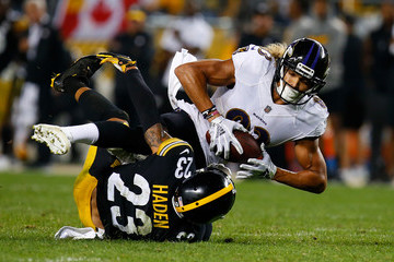 Joe Haden Baltimore Ravens vs. Pittsburgh Steelers