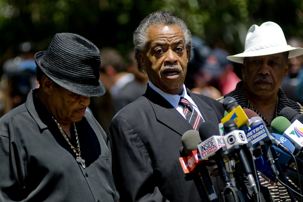 Al Sharpton Family http://www.zimbio.com/photos/Marshall+Thompson/Joe+Jackson