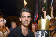 Joe Jonas Celebrates His 25th Birthday