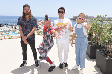 Joe Jonas Jack Lawless Isle Of MTV Malta 2017 - Press Conference