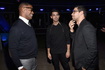 Joe Jonas The Note Pad Event in LA