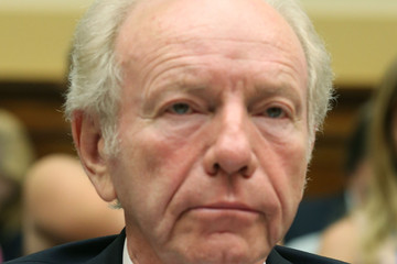 Joe Lieberman House Foreign Affairs Committee Holds Hearing on Iran Nuclear Deal