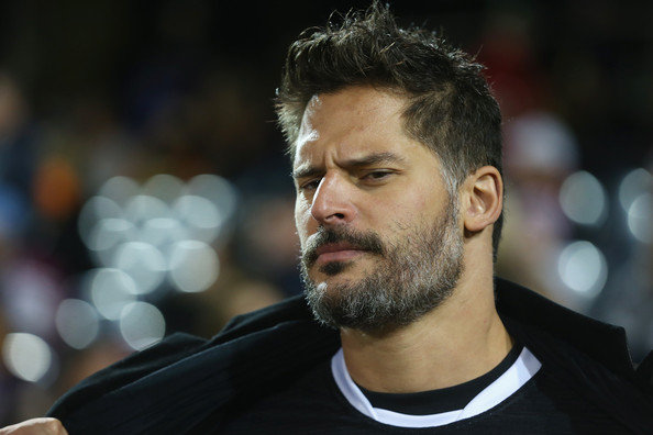Joe Manganiello Photos...