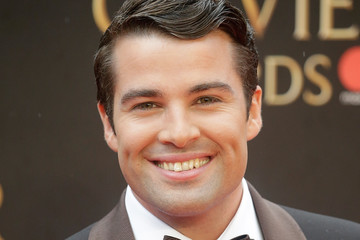 Joe McElderry The Olivier Awards With Mastercard - Red Carpet Arrivals
