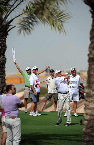 Bahrain Invitational - Day Two