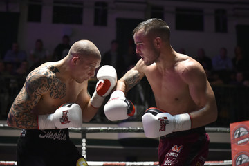 Joe Mullender York Hall Hosts Championship Boxing