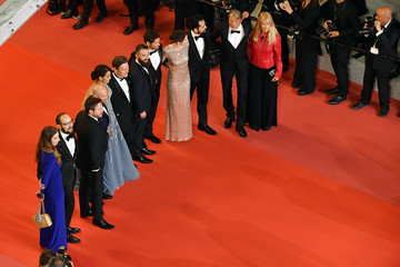 Joe Penna 'Arctic' Red Carpet Arrivals - The 71st Annual Cannes Film Festival
