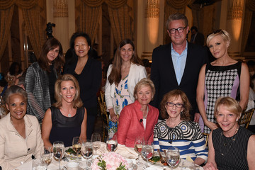 Joe Scarborough Mika Brzezinski The 5th Annual Elly Awards Hosted by the Women's Forum of New York Honoring Tina Brown & Emily Rafferty