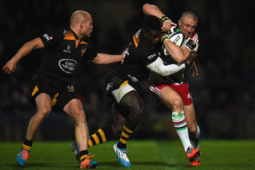 Joe Simpson Wasps v Harlequins - European Rugby Champions Cup