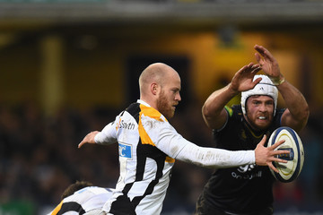 Joe Simpson Bath Rugby v Wasps - European Rugby Champions Cup