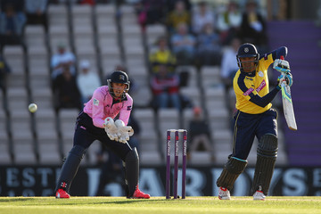 Joe Simpson Hampshire v Middlesex - NatWest T20 Blast