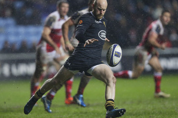 Joe Simpson Wasps v Ulster Rugby -  Champions Cup