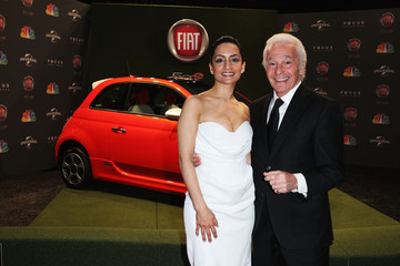 Joe Sutton Fiat's Into The Green At The Golden Globe Awards