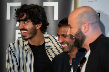 Joe Thomas 'Hotel Mumbai' Australian Premiere - Media Call