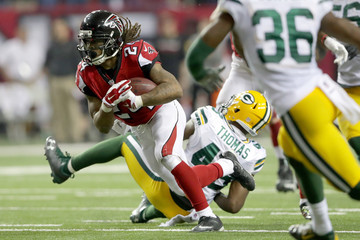 Joe Thomas NFC Championship - Green Bay Packers v Atlanta Falcons
