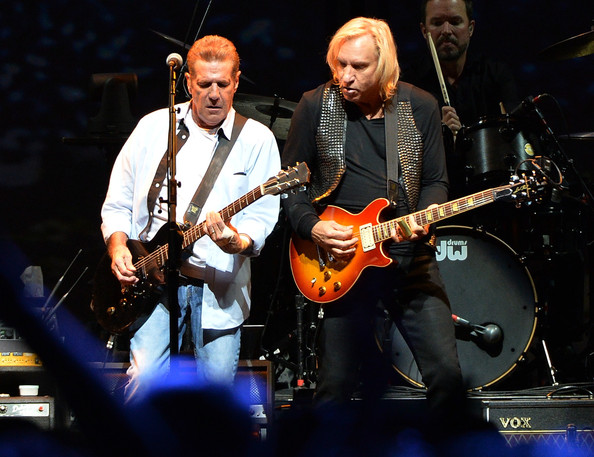History of the Eagles Live in Concert