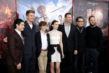 Joe Wright 'Pan' New York Premiere - Inside Arrivals