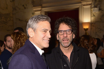 Joel Coen 'Monuments Men' Afterparty in NYC