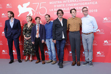 Joel Coen The Ballad Of Buster Scruggs Photocall - 75th Venice Film Festival