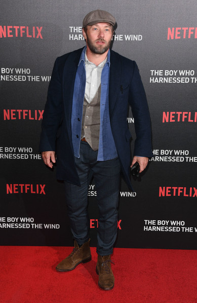 'The Boy Who Harnessed The Wind' Premiere - Red Carpet Arrivals