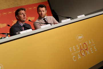 Joel Edgerton 'Loving' Press Conference - The 69th Annual Cannes Film Festival