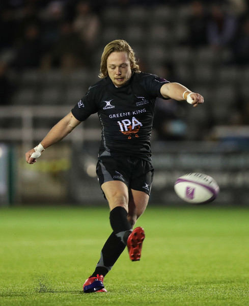 Newcastle Falcons v Lyon - European Rugby Challenge Cup