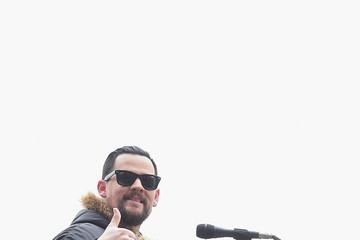 Joel Madden Annual Macy's Thanksgiving Day Parade Delights Spectators In NYC