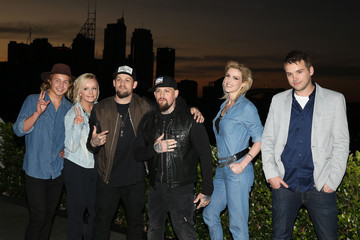 Joel Madden 'The Voice' Live Finals Show Launch