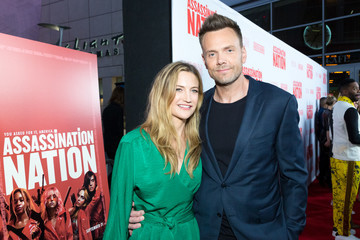 Joel McHale Premiere Of Neon And Refinery29's 'Assassination Nation' - Red Carpet