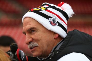 Joel Quenneville 2017 Bridgestone NHL Winter Classic - Practice Day & Family Skate