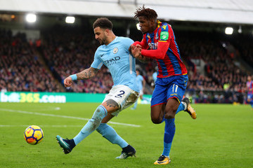 Joel Ward Crystal Palace v Manchester City - Premier League