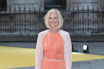 Joely Richardson Royal Academy Summer Exhibition - Preview Party Arrivals