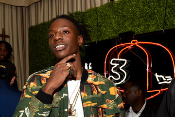 Joey Badass GQ and Chance The Rapper Celebrate the Grammys in Partnership with YouTube