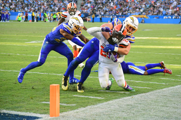 Cleveland Browns vLos Angeles Chargers