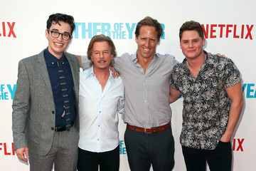 Joey Bragg Netflix's 'Father Of The Year' Special Screening - Arrivals