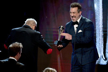 Joey Fatone Critics' Choice Real TV Awards - Show